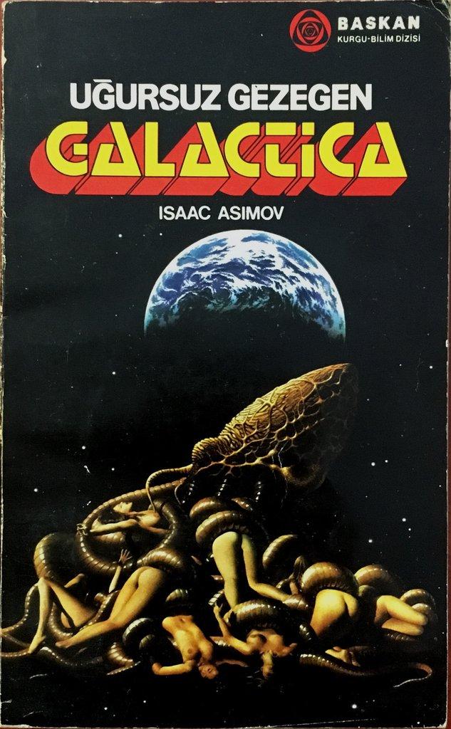 Uğursuz Gezegen Galactica
