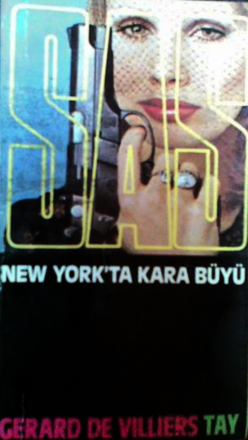 New York'ta Kara Büyü